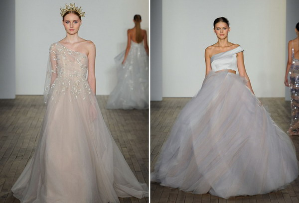 Wedding Bridal Fashion Dresses Trends 2020