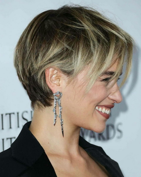 New Blonde Short Hairstyles Trends 2021