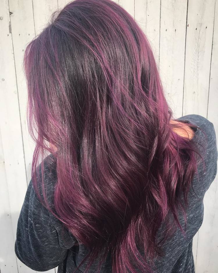 most beautiful hair colors 2021