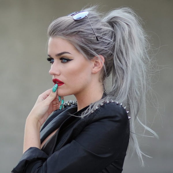 Top 5 Hair Ash Color Trends 2021-2022
