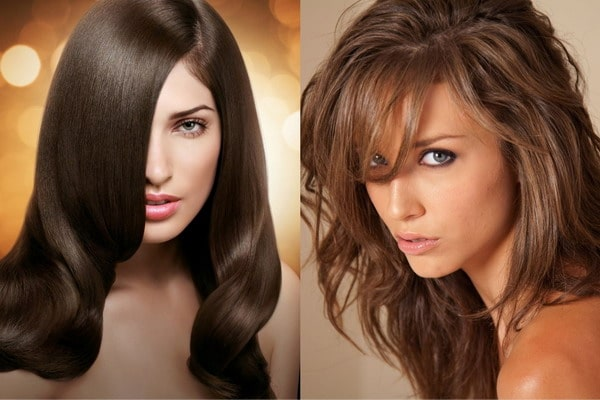 Top 5 Hair Brown Color Trends 2021-2022
