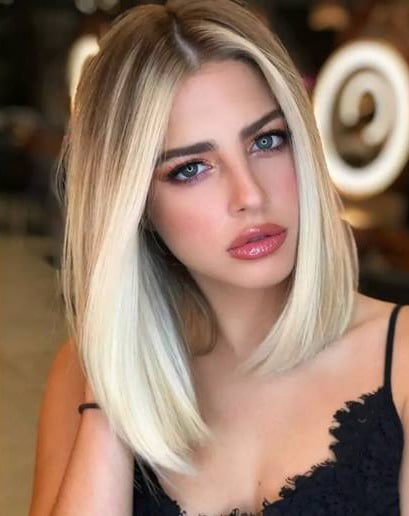 Fashionable Women's Haircuts 2021-2022