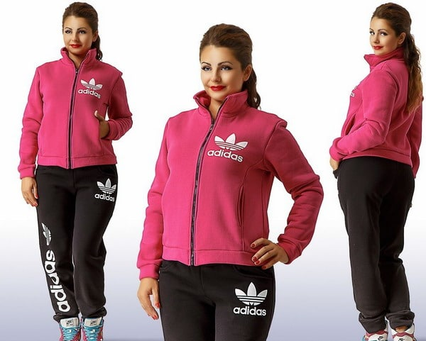 Women's tracksuits 2021-2022: fashionable news, current trends
