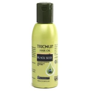 Vasu Healthcare Trichup Black Seed Oil - Oil for hair growth and strengthening with black cumin